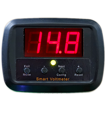 Smart Voltmeter – цифровой автомобильный вольтметр
